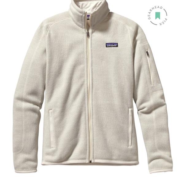 Patagonia Womens Better Sweater Jacket Raw Linen. M 5ba0434104e33dd8b5f09ef5 a00b0b03c